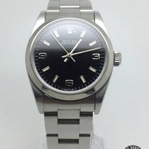 Rolex Oyster Perpetual Black Dial Automatic