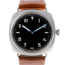 Panerai Special Editions Stål 45mm Sort