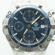 TAG Heuer Aquaracer 300M Blue Dial Blue Bezel