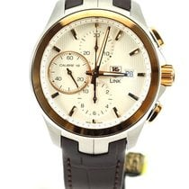 TAG Heuer - Link Automatic Chronograph - CAT2050.FC6322 -...