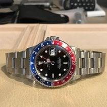 """ロレックス (Rolex) GMT 16710 Pepsi Bezel """"D""""Serial 2005"""
