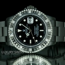 Rolex 16610 Steel 1980 Submariner Date 40mm pre-owned United States of America, California, Los Angeles