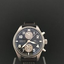 IWC Pilot Chronograph Saint Exupery/Warranty/BOX/PAPERS