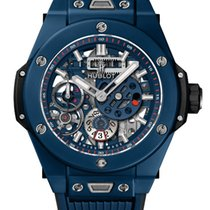 Hublot Big Bang Meca-10 nuevo 2020 Cuerda manual Reloj con estuche y documentos originales 414.EX.5123.RX