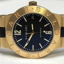 Bulgari Diagono 36mm 18k Yellow Gold Automatic