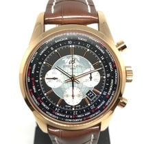 Breitling Chronograph 46mm Automatic new Transocean Chronograph Unitime