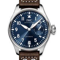 IWC Big Pilot новые 2021 Автоподзавод Часы с оригинальными документами и коробкой IW501002