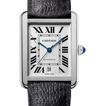 Cartier Tank Solo Steel 31mm Silver Roman numerals United States of America, California, Los Angeles