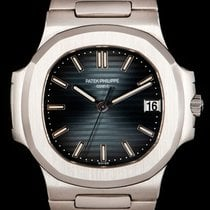 Patek Philippe Nautilus pre-owned 38mm Steel