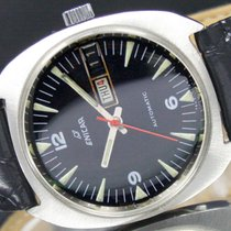 Enicar Steel 34mm Automatic 2363 pre-owned India, Mumbai