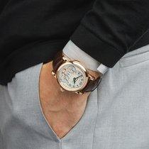 Montblanc Nicolas Rieussec Chronograph 18K Rose Goud 102334 -...