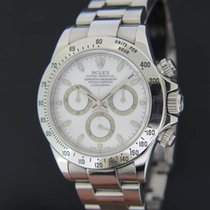 Rolex Daytona White Dial 116520 Z-Serial