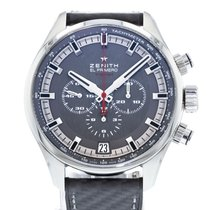 Zenith El Primero Sport Steel 45mm Grey United States of America, Georgia, Atlanta