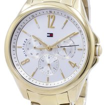 Tommy Hilfiger Gold/Steel 41mm Quartz TH-1781833 new