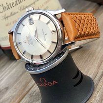 Omega Vintage 1966 Mens Constellation Automatic Pie Pan Watch Box