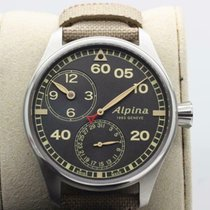 Alpina Steel 44mm Automatic AL-950BGR4S6 pre-owned