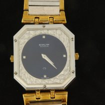 Sarcar Yellow gold Quartz Q 90070 S11B new