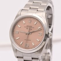 Rolex Air King Precision Steel 34mm