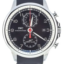 IWC Portuguese Yacht Club Chronograph Steel 45mm United States of America, Illinois, BUFFALO GROVE