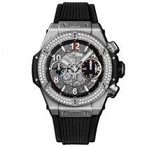 Hublot Big Bang Unico neu 2019 Automatik Chronograph Uhr mit Original-Box und Original-Papieren 441.NX.1170.RX.1104