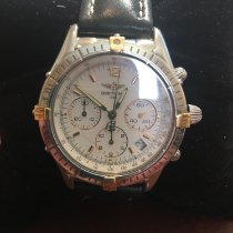 Breitling Chrono Cockpit Steel 37mm White No numerals United States of America, Missouri, wildwood