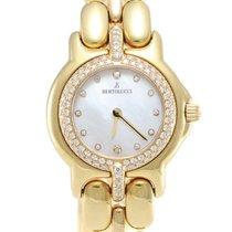 Bertolucci Or jaune 25mm Quartz Bertolucci Pulchra 111605566 Watch occasion