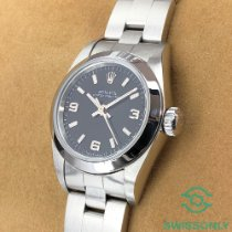 Rolex 67180 Steel 1997 Oyster Perpetual 24mm pre-owned