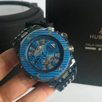 Hublot Carbon 45mm Automatic 411.YL.5190.NR.ITI15 pre-owned