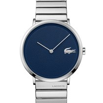 Lacoste Steel 40mm Quartz 2010953 new