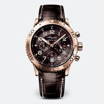 Breguet Type XX - XXI - XXII Rose gold 42mm Brown United Kingdom, London