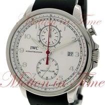 IWC Portuguese Yacht Club Chronograph IW390211 new