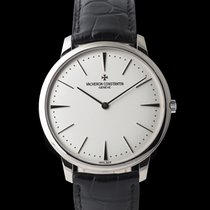 Vacheron Constantin 40mm Manual winding 2011 pre-owned Patrimony Silver