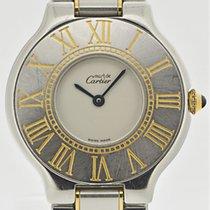 Cartier Must 21 Stahl/Gold