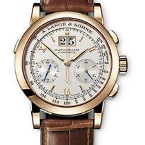 A. Lange & Söhne Datograph 18K Rose Gold Men's Watch