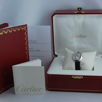 Cartier Baignoire White gold 18