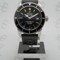 Breitling Superocean Héritage 42mm Automatic Black box+papers