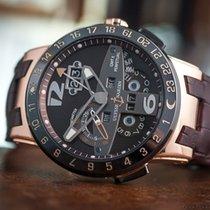 Ulysse Nardin El Toro 18k Rose Gold GMT Perpetual Ltd. xxx/500