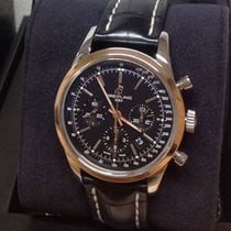 Breitling Transocean Chronograph Bi/Colour - Box & Papers 2014