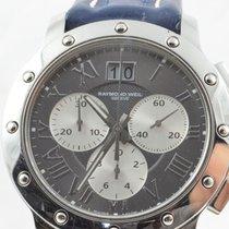 Cerruti Herren Uhr Stahl Quartz 24x 38mm Top Zustand Neu 10023-2