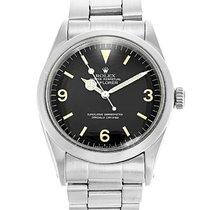 Rolex Watch Explorer 1016