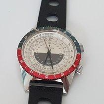 Ollech & Wajs Computer GMT Vintage