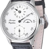 Zeno-Watch Basel Steel 44mm Manual winding 6274Reg-e2 new