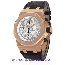 Audemars Piguet Royal Oak Offshore Rose gold 44mm Black Arabic numerals