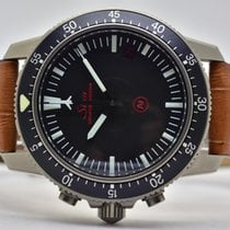 Sinn 43mm Automatic pre-owned Black