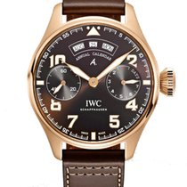 IWC Rose gold 46mm Automatic IW502706 new
