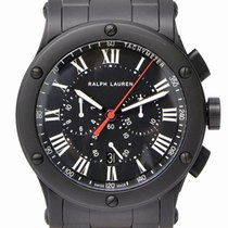 Ralph Lauren Céramique 40mm Remontage automatique RLR0236600 occasion