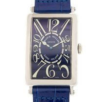 Franck Muller Long Island 952 QZ (AC) - BLUE new