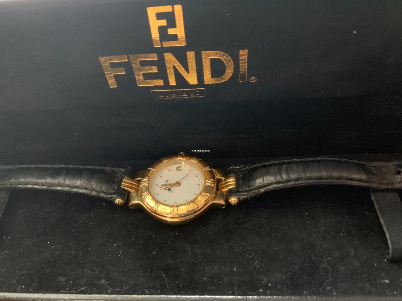 1c2516d7d65 Relógios Fendi usados - Compare os preços de relógios Fendi usados