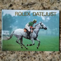 Rolex Lady-Datejust 16200 - 16234 - 16248 - 68278 - 69178 1994 new