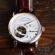 A. Lange & Söhne Richard Lange Rose gold 41.9mm United States of America, California, Irvine
